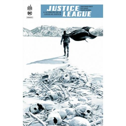 Justice League Rebirth Tome 6 (VF)