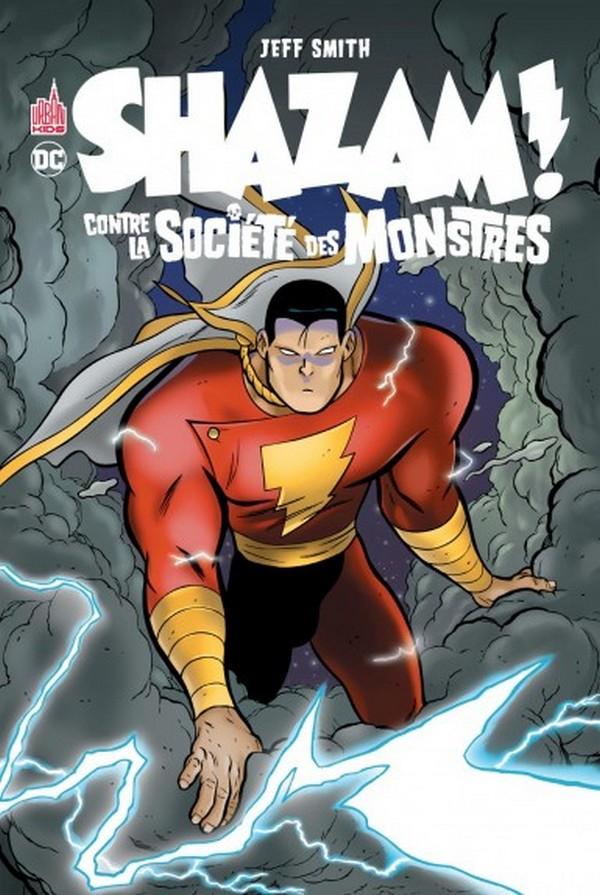 Shazam contre la société des monstres (VF)