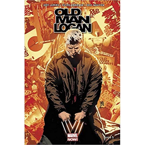 Old Man Logan Tome 5 (VF)