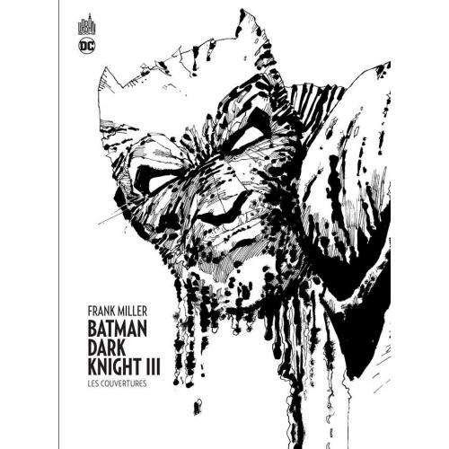 Dark Knight III Recueil de couvertures variantes (VF)