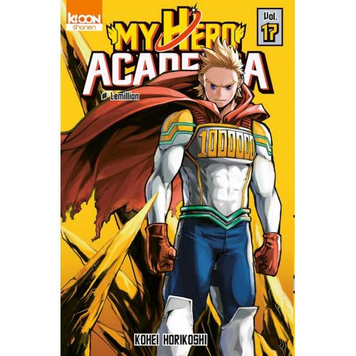My Hero Academia Tome 17 (VF)