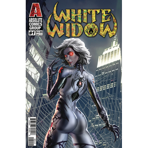 WHITE WIDOW 1 (VO) JAMIE TYNDALL - 2nd Print