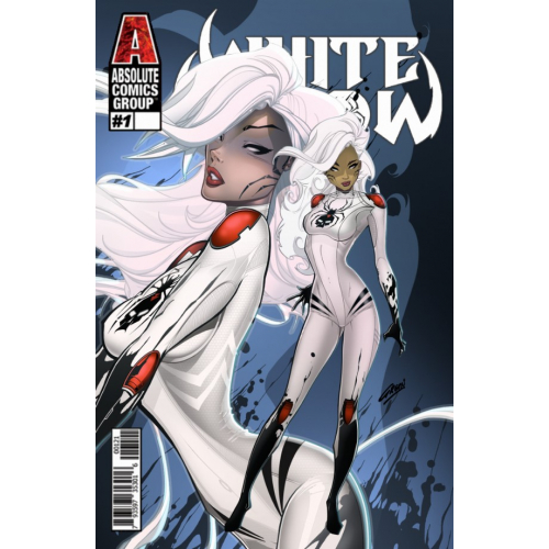 WHITE WIDOW 1 (VO) JAMIE TYNDALL - PAUL GREEN VARIANT - LIMITED COMIX EXCLUSIVE