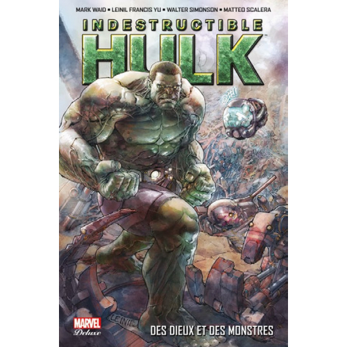 Indestructible Hulk (VF) occasion