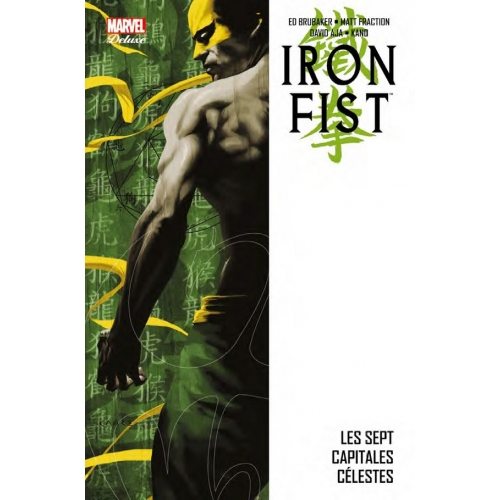 Iron Fist Deluxe Tome 2 (VF) OCCASION