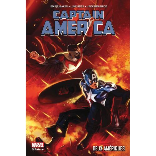Captain America Tome 7 - Deux Amériques (VF) occasion
