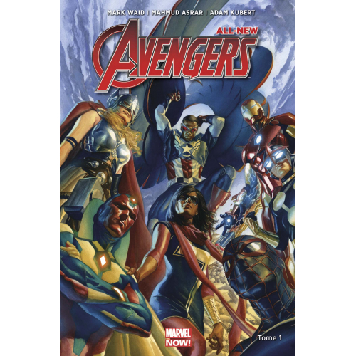 All New Avengers tome 1 (VF) occasion