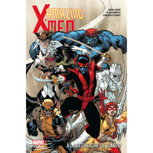 Amazing X-Men (VF)