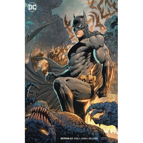 Batman 63 (VO) Variant Cover Tony Daniel
