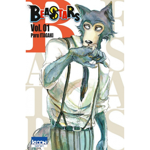 Beastars Tome 1 (VF)
