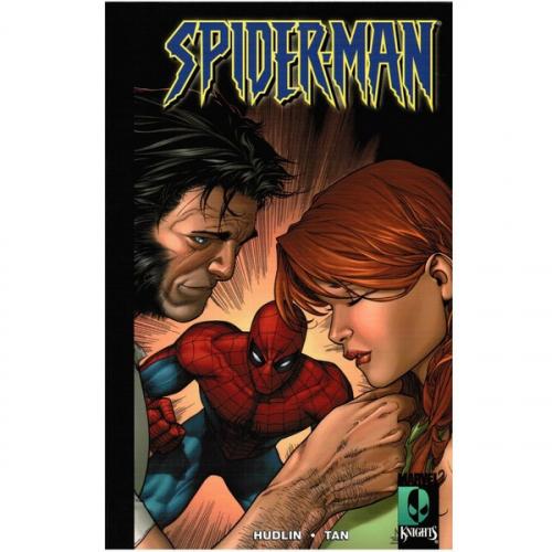 MARVEL KNIGHTS SPIDER-MAN VOLUME 4: WILD BLUE YONDER (VO)