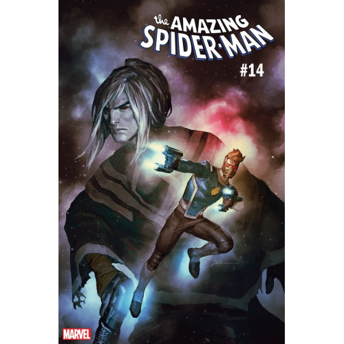 AMAZING SPIDER-MAN 14 PAREL GOTG VAR (VO)