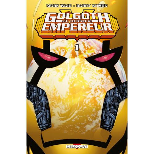 Golgoth Le dernier Empereur Tome 1 (VF) Occasion
