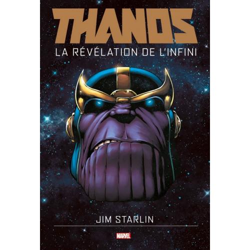 Thanos La révélation de l'Infini (VF) occasion