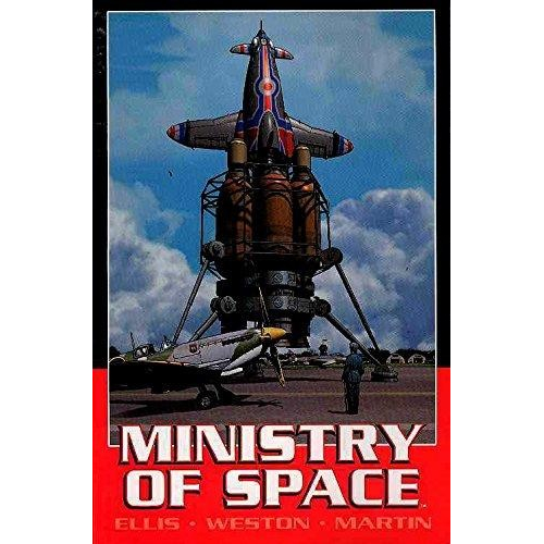 MINISTRY OF SPACE TP (VO) Occasion