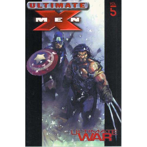 ULTIMATE X-MEN TP VOL 05 ULTIMATE WAR (VO) Occasion