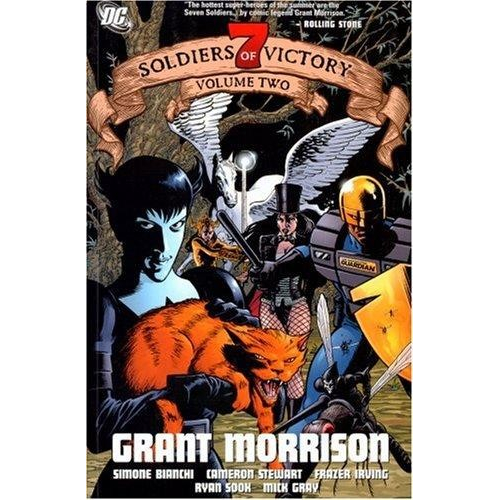 SEVEN SOLDIERS OF VICTORY VOL 2 TP (VO) Occasion