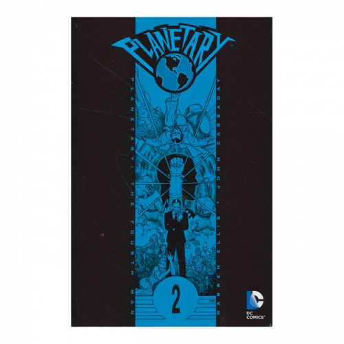 PLANETARY TP VOL 02 THE FOURTH MAN (VO) Occasion
