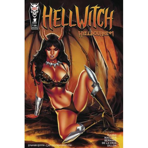 HELLWITCH HELLBOURNE 1 (VO)