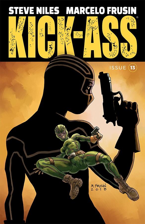 KICK-ASS 13 (VO)