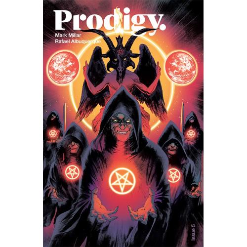 PRODIGY 5 (OF 6) (VO)