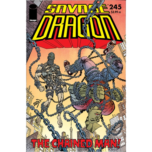 Savage Dragon 245 (VO)
