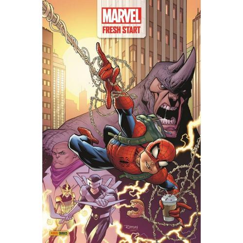 Offert Marvel Fresh Start Day (VF)