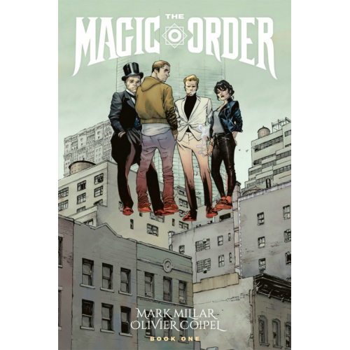 MAGIC ORDER TP VOL 01 (VO)