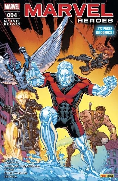 Marvel Heroes n°4 (VF)