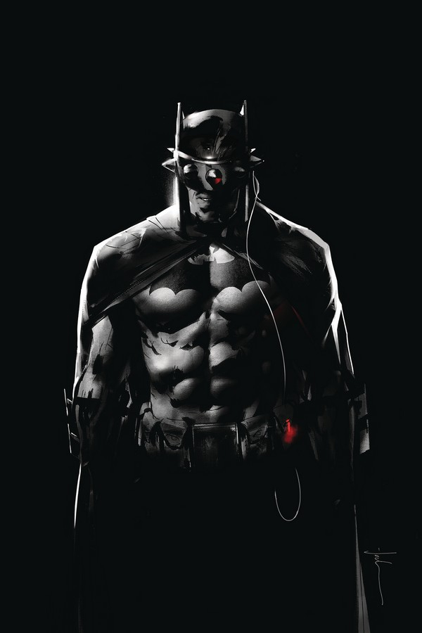 Batman Who Laughs 4 (VO) - Snyder - JOCK