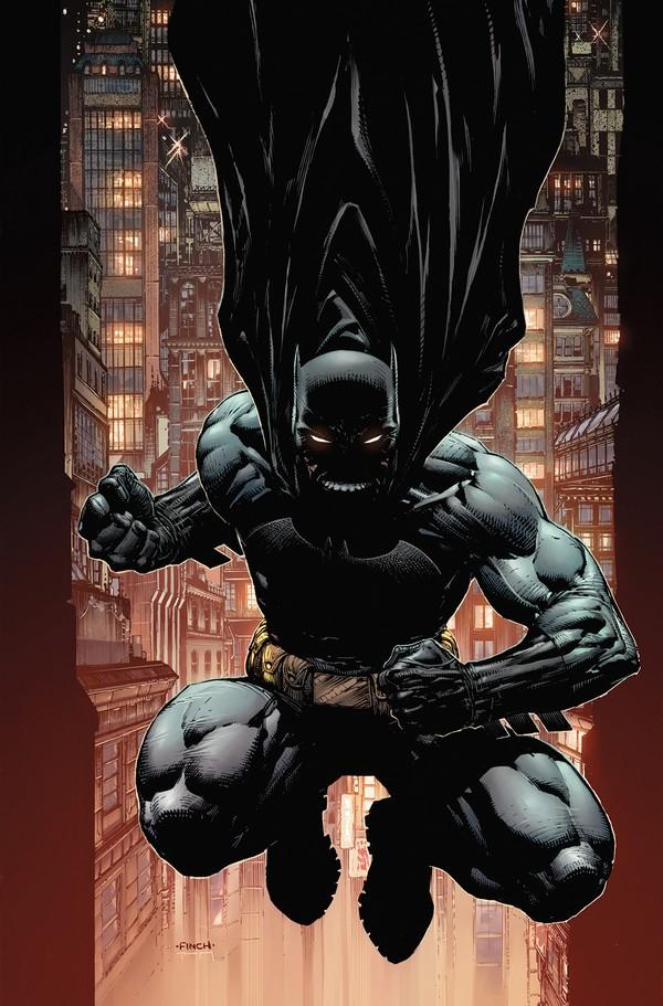 Detective Comics 1001 Finch Variant (VO)