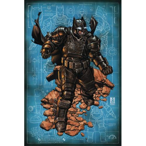 Detective Comics 1002 Brooks Variant (VO)