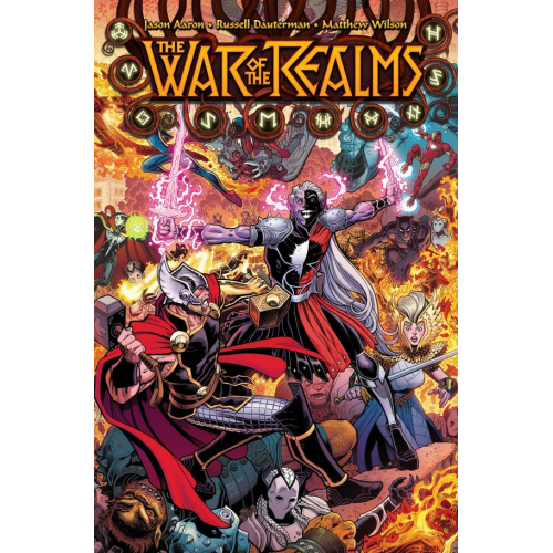 WAR OF REALMS 1 (VO)