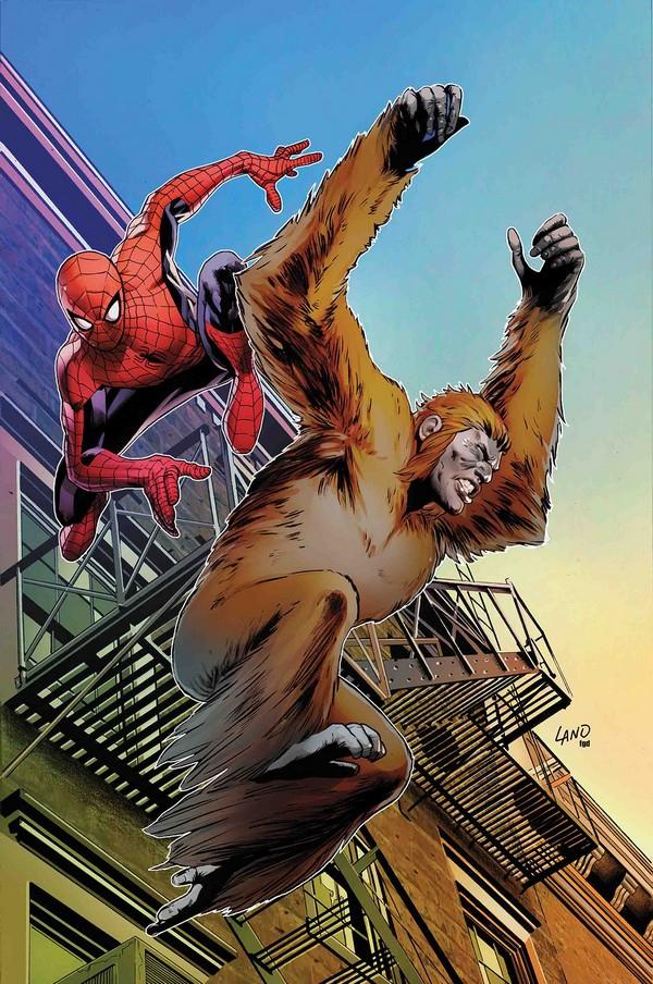 AMAZING SPIDER-MAN 18.HU (VO)