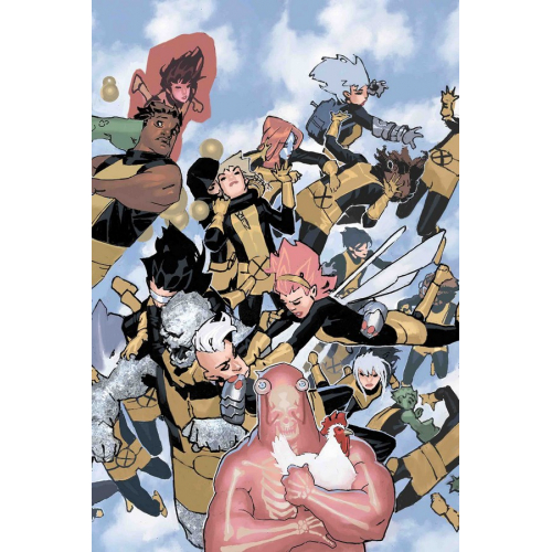 AGE OF X-MAN NEXTGEN 3 (OF 5) (VO)