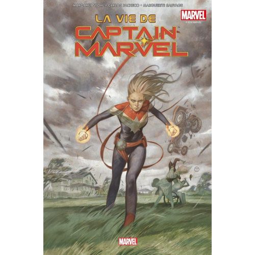 CAPTAIN MARVEL : LA VIE DE CAPTAIN MARVEL (VF)