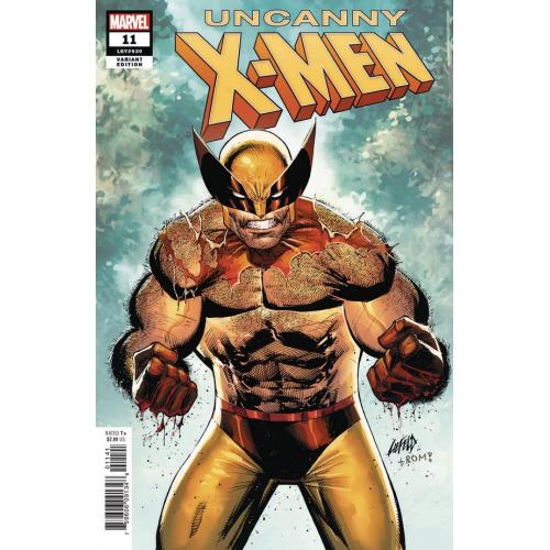 UNCANNY X-MEN 11 LIEFELD VAR (VO)