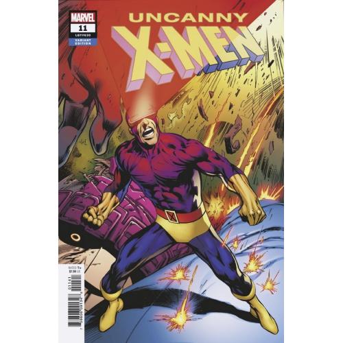 UNCANNY X-MEN 11 (VO)