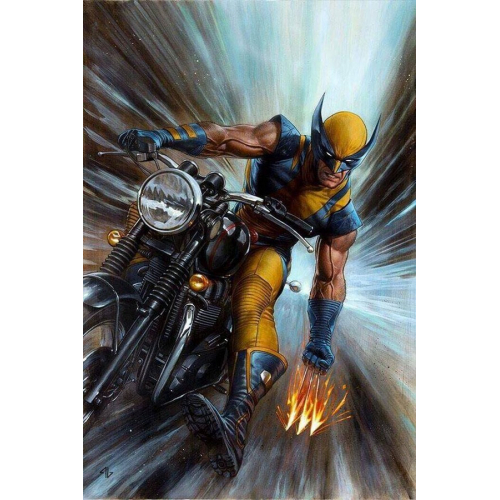 RETURN OF WOLVERINE 5 (VO) ADI GRANOV VARIANT