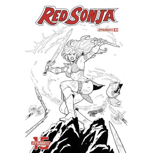 RED SONJA 1 copy seduction