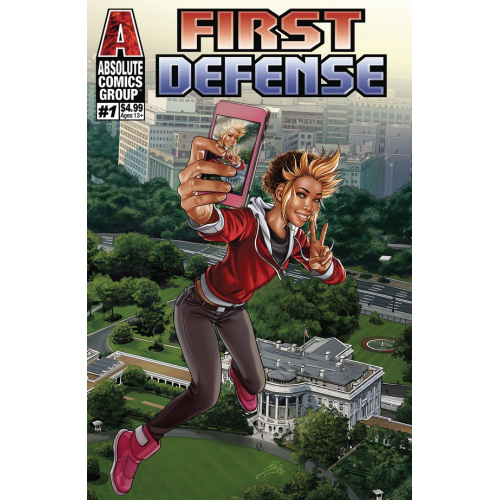 FIRST DEFENSE 1 (VO)