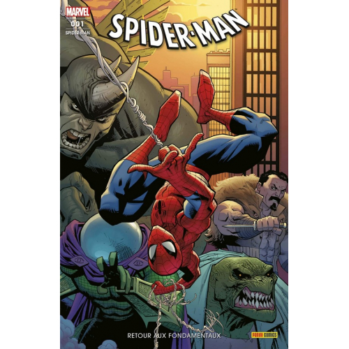 ABONNEMENT SPIDER-MAN FRESH START 6 MOIS (VF)