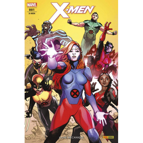 ABONNEMENT X-MEN FRESH START 3 MOIS (VF)