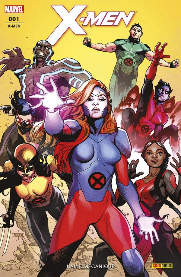 ABONNEMENT X-MEN FRESH START 6 MOIS (VF)