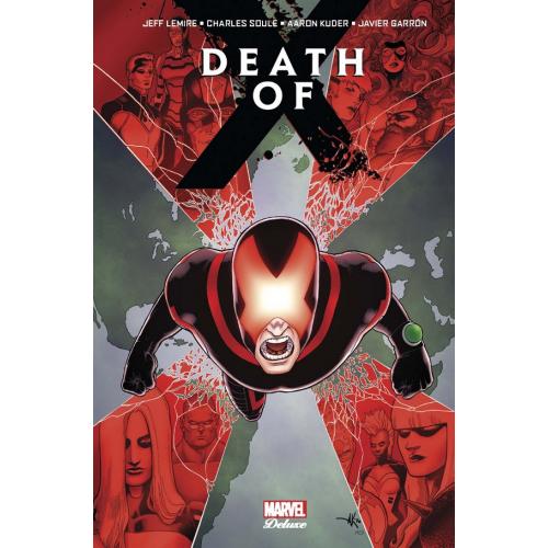 DEATH OF X (VF)