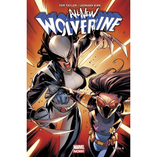 ALL-NEW WOLVERINE T04 (VF)