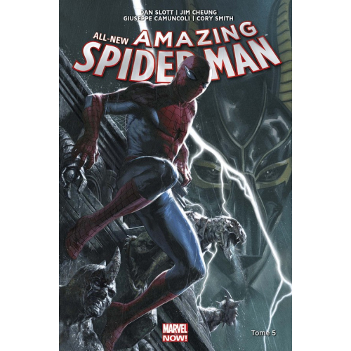 All-new Amazing Spider-Man Tome 5 (VF)