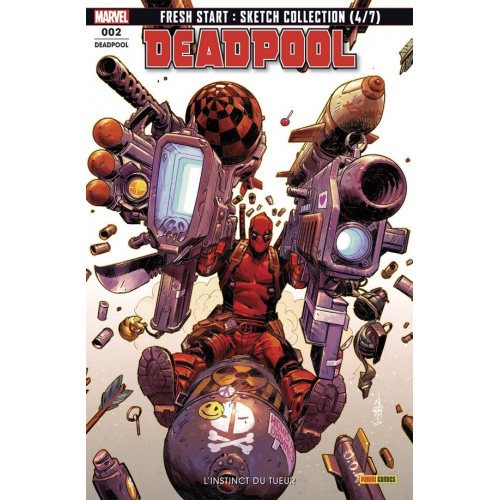 DEADPOOL 2 FRESH START (VF)