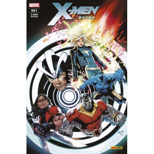 X-Men Extra 1 FRESH START (VF)