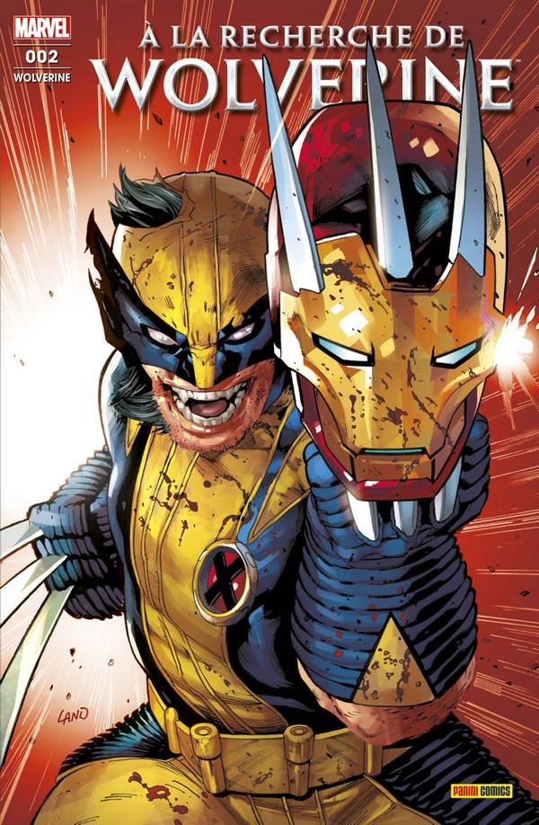 Wolverine n°2 (VF)